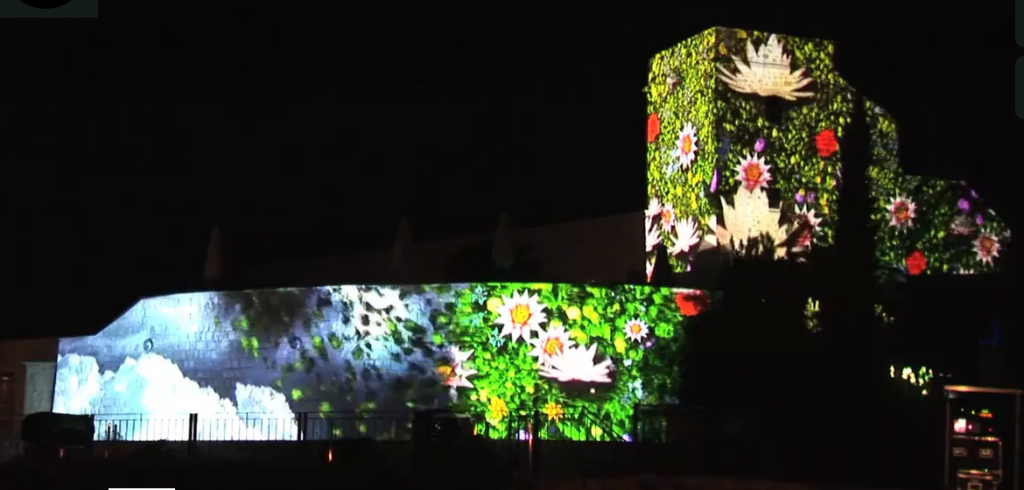 Video Mapping | Nice